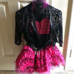 Other - Girls competition dance dress